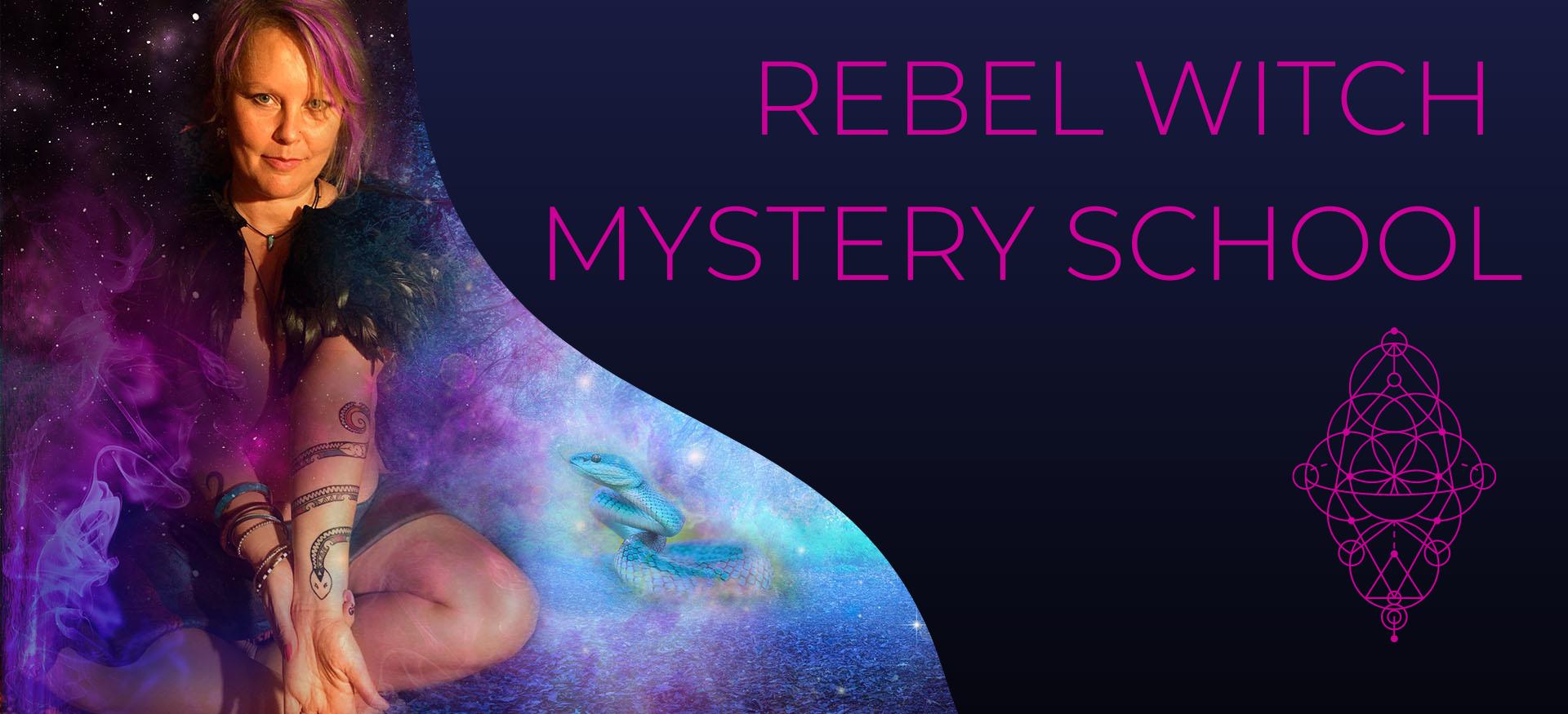 intro to rebel magick