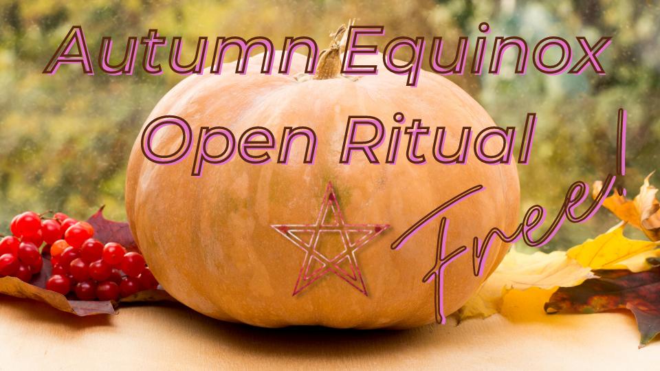 autumn equinox open ritual